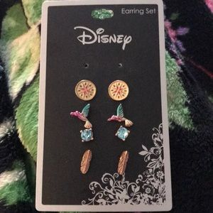 Disney Pocahontas Earrings